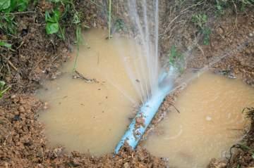 Comment localiser une fuite d'eau dans une canalisation enterrée?
